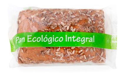 Pan ecológico 100% integral con avena