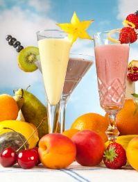 Batido Frutas. Descargas